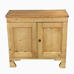 Small Antique Fir Buffet
