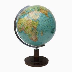 Light-Up Globe from Columbus Verlag Paul Oestergaard K.G., 1950s