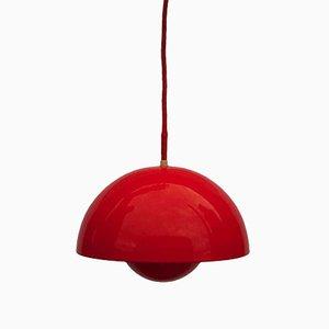 Lampe à Suspension Pot de Fleurs par Verner Panton pour Louis Poulsen, 1969