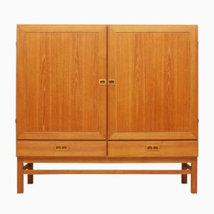 Danish Teak Cupboard, 1960s