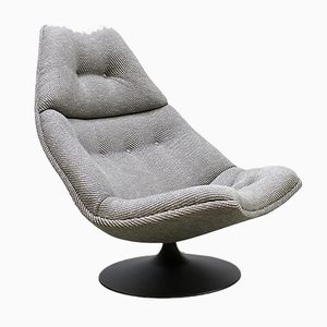 Model F590 Shell Chair by Geoffrey Harcourt for Artifort, 1960s