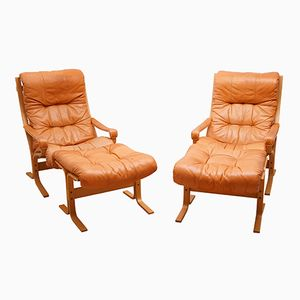 Vintage Siesta Living Room Set by Ingmar Relling for Westnofa
