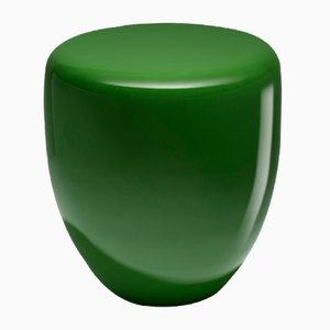 Dot Side Table or Stool in Green by Reda Amalou
