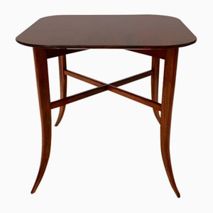 Walnut Veneered Coffee Table by Josef Frank, 1930s