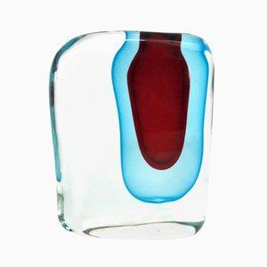 Mid-Century Contrappunto Vase by Antonio da Ros, 1960s