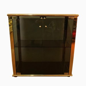 Glass Cabinet, 1970s