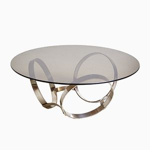 German Coffee Table by Knut Hesterberg, 1970s