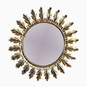 Vintage Convex Witch's Eye Mirror