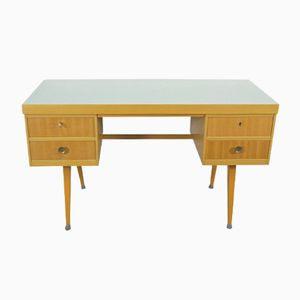 German Desk with Laminated Top from Ekawerk, 1950s