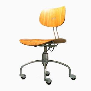 Model SE 40 Chair by Egon Eiermann for Wilde & Spieth, 1960s