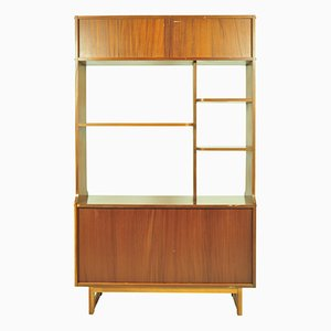Teak Shelving Unit, 1960s