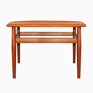 Teak Side Table by Grete Jalk for Glostrup, 1960s