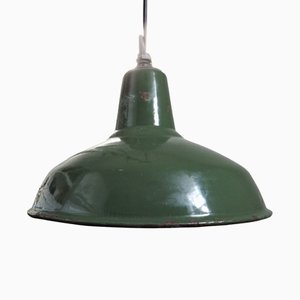 Buy industrial ceiling lamps pendants at pamono industrial pendant light 1950s mozeypictures Choice Image