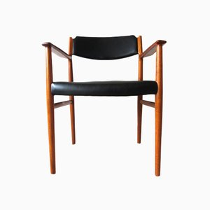 Danish Vintage Teak Armchair by Arne Vodder for Sibast, 1960s