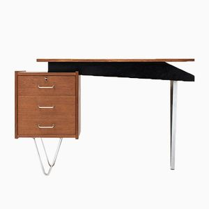 Mid-Century Desk by Cees Braakman for Pastoe, 1950s