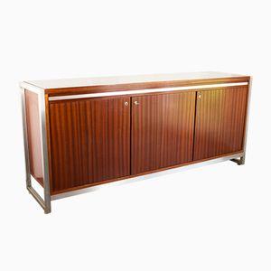 Rosewood Sideboard by Henri Lesêtre & Claude Gaillard, 1970s