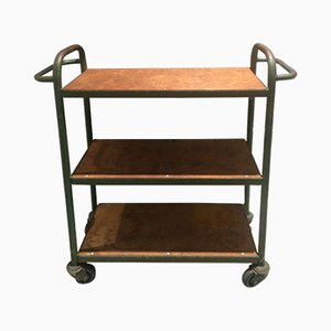 Vintage Industrial Trolley from Mafi