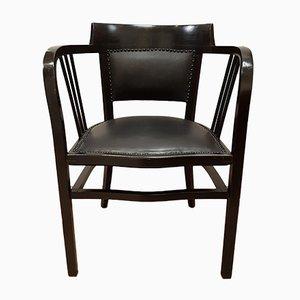 Antique Art Nouveau Armchair from Thonet