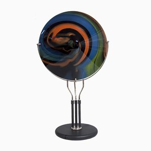 Table Lamp in Murano Glass, 1980s