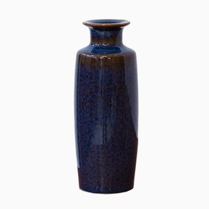 Swedish Stoneware Vase by Carl-Harry Stålhane for Rörstrand, 1950s