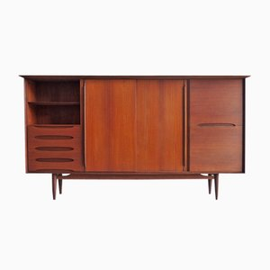 Large German Highboard from Hilker, 1960s