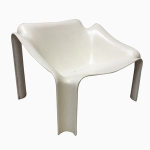 Vintage F300 Chair by Pierre Paulin for Artifort