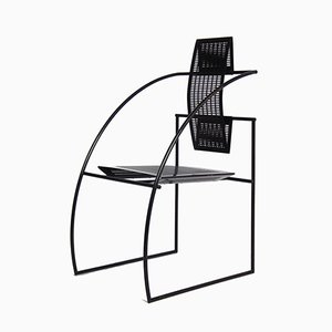 Vintage Quinta Chair by Mario Botta for Alias