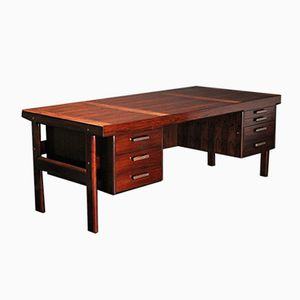 Danish Rosewood Model 234 Desk by Arne Vodder for Sibast, 1960s