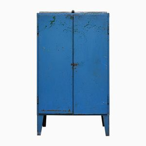 Iron Industrial Cabinet, 1970s