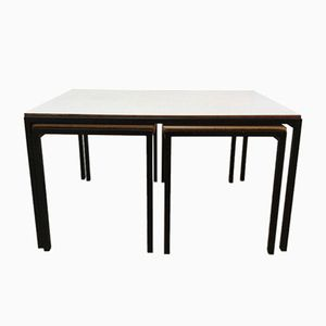 Vintage Nesting Tables by Cees Braakman for Pastoe