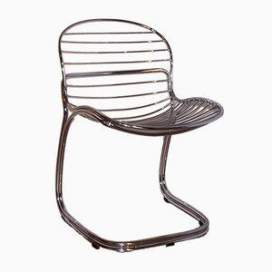 Sabrina Chair by Gastone Rinaldi for Rima, 1970s