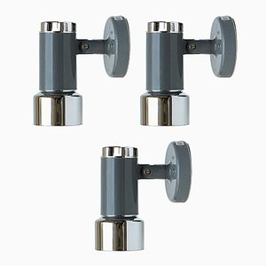 Adjustable Wall Lights from Raak Amsterdam, Set of 3