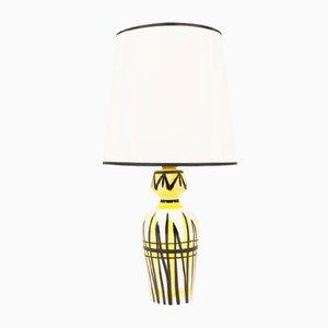 Ceramic Lamp, 1950s