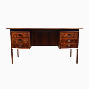 Rosewood Desk by Arne Vodder for Sibast, 1960s