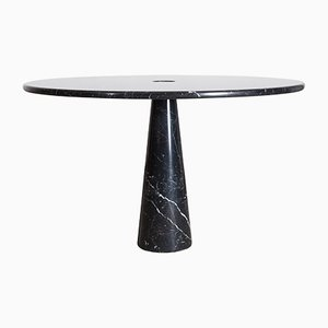 Round Marble Eros Dining Table by Angelo Mangiarotti
