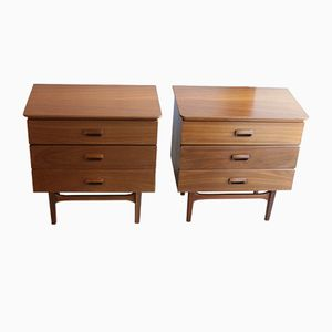 Vintage Báltico Nightstands by José Espinho for Olaio, Set of 2