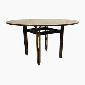 Vintage Olbia Rosewood Table by Ico Parisi for M.I.M