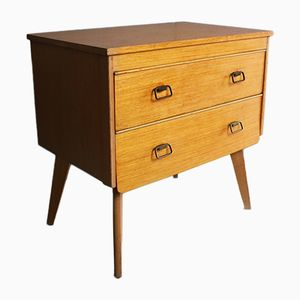 Mid-Century Small Chest of Drawers, 1960s