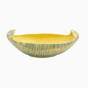 Polish Ceramic Flower Vase by Wit Plazewski for Wloclawek, 1960s