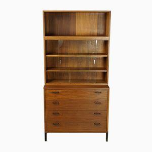 Mid-Century Belgian Bookshelf & Dresser, 1950s