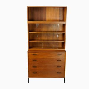 Mid-Century Teak Cabinet & Dresser, 1950s