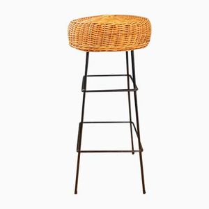 Vintage Bar Stool from Rohé Noordwolde, 1950s