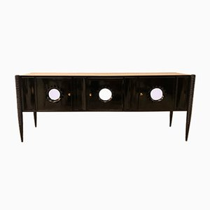 Italian Mirrored Sideboard by Pier Luigi Colli, 1950s