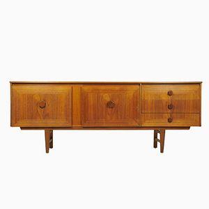 Mid-Century Oak Sideboard, 1960s