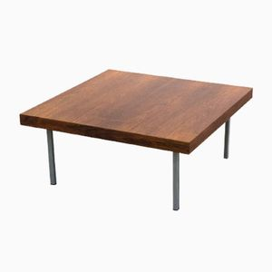 Rosewood Coffee Table by Kho Liang le for Artifort, 1950s