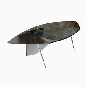 Sculptural Desk or Table by Marie France De Saint Felix, 1970s