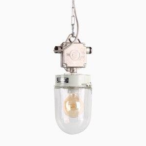 Industrial 7010 Pendant Light from Elektrosvit, 1960s