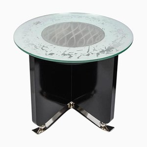 Art Deco Illuminating Coffee Table