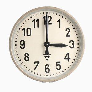 PJ 30 Industrial Clock from Pragotron, 1950s