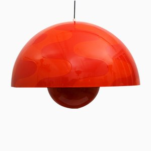 Flower Pot Pendant by Verner Panton for Louis Poulsen, 1970s